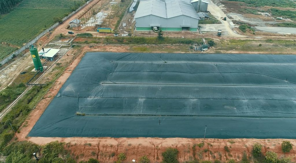 biogas anaerobic digestor