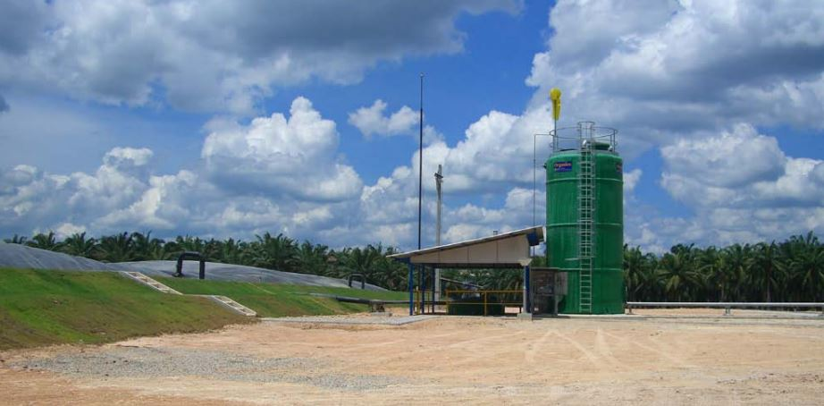 use of biogas